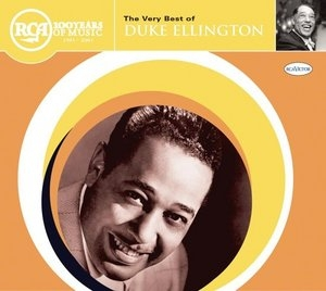 The Very Best Of Duke Ellington (RCA) album cover