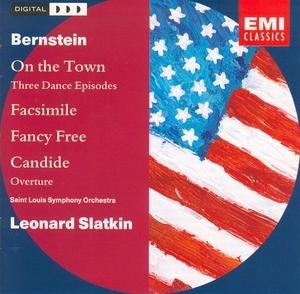 Bernstein-Candide-Fancy Free-Facsimile Etc album cover