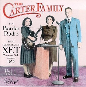 On Border Radio-1939-Vol.1 album cover