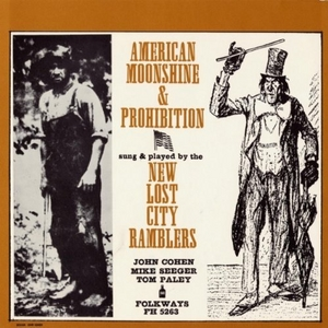 American Moonshine & Prohibition album cover