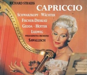 Strauss: Capriccio album cover