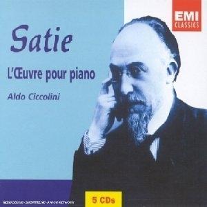 Satie: L'Œuvre Pour Piano album cover