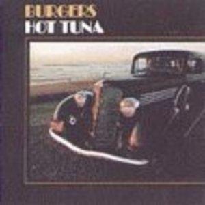 Burgers album cover