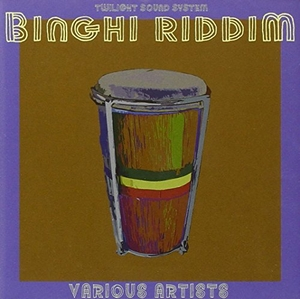 Binghi Riddim album cover