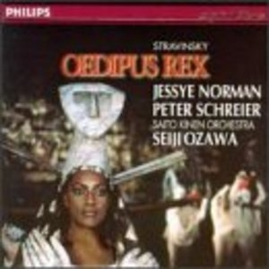 Oedipus Rex album cover