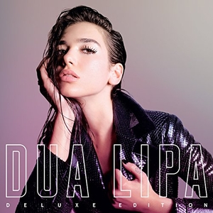 Dua Lipa (Deluxe Edition) album cover
