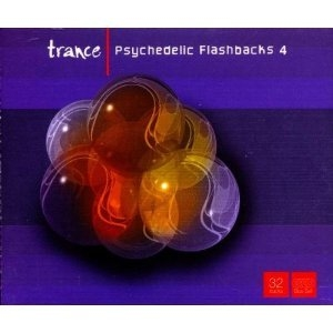 Trance-Psychedelic Flashbacks 4 album cover