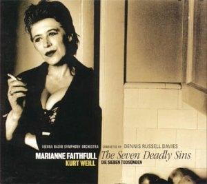 The Seven Deadly Sins album cover