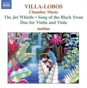 Villa-Lobos: Chamber Music album cover
