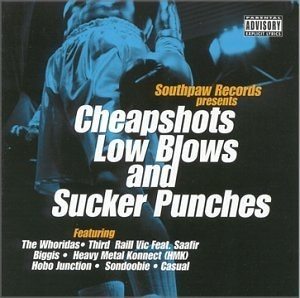 Cheapshots, Low Blows And Sucker Punches album cover