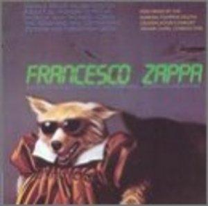 Francesco Zappa album cover