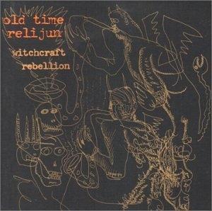 Witchcraft Rebellion album cover