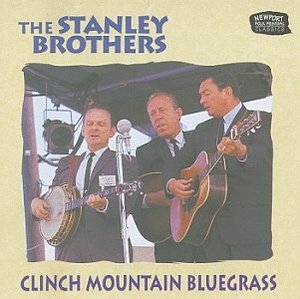 Clinch Mountain Bluegrass album cover