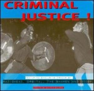 Criminal Justice! Axe The Act album cover