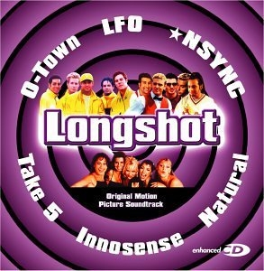 Longshot: Original Motion Picture Soundtrack album cover