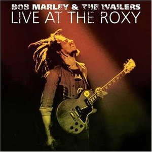 Live At The Roxy album cover