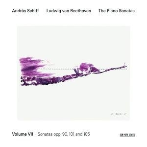 Beethoven: The Piano Sonatas, Vol.7 album cover