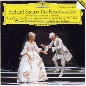 Strauss: Der Rosenkavalier album cover