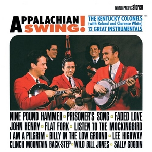 Appalachian Swing! album cover