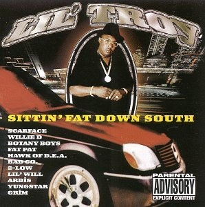 Sittin' Fat Down South album cover