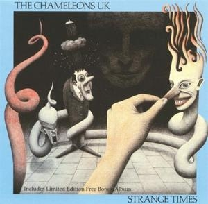 Strange Times album cover