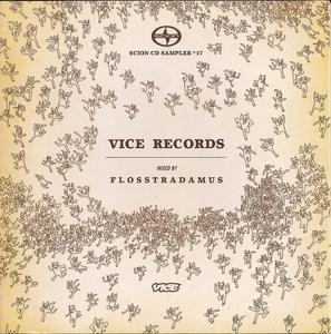 Vice Records Scion CD Sampler Vol.17 album cover