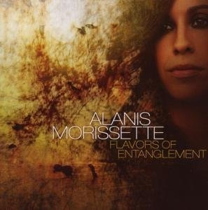 Flavors Of Entanglement album cover