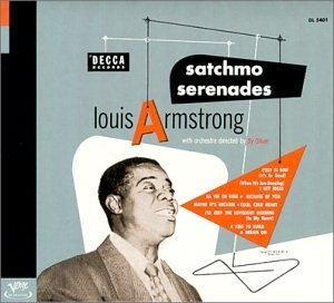 Satchmo Serenades album cover