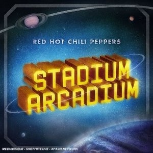 Stadium Arcadium album cover