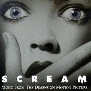 Scream: Music From The Dimension Motion Picture album cover
