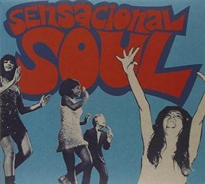 Sensacional Soul album cover