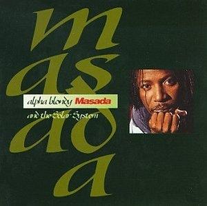 Masada album cover