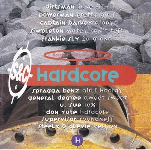 Steely & Clevie Present: Hardcore album cover