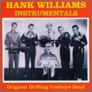 Hank Williams Instrumentals album cover