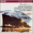 Beethoven: Piano Sonatas album cover