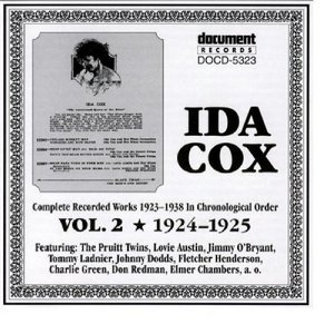 Complete Recorded Works-Vol.2 (1924-1925) album cover