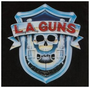 L.A. Guns album cover