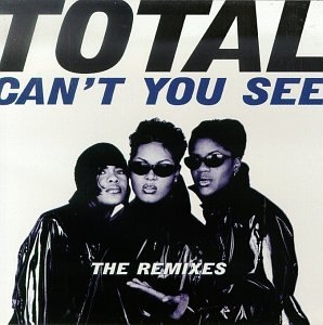 Can't You See (The Remixes) album cover