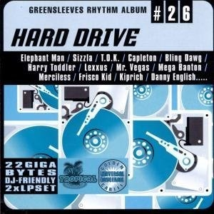 Greensleeves Rhythm Album #26: Hard Drive album cover