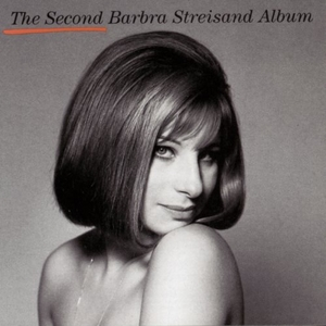 The Second Barbra Streisand Album album cover