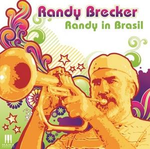 Randy In Brasil album cover