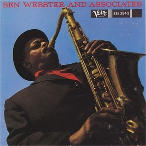 Ben Webster And Associates album cover