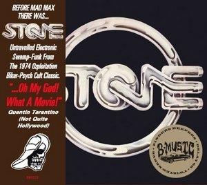 Stone (Original Soundtrack Recording) album cover