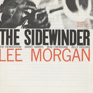 The Sidewinder (Exp) album cover