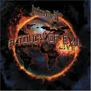 A Touch Of Evil: Live album cover