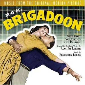 M-G-M's Brigadoon: Original Motion Picture Soundtrack (1954 Film) album cover