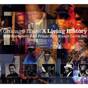 Chicago Blues: A Living History album cover