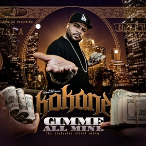 Gimme All Mine album cover