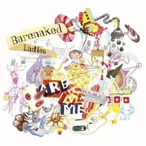 Barenaked Ladies Are Me album cover