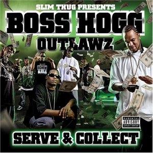 Serve & Collect album cover